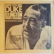 Rarest Style 1952 Duke Ellington Private Sessions ! - Duke Ellington - vinyl - Used