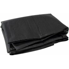 Eurotrail ECO Breathable Waterproof Tarpaulin Groundsheet All Sizes Black