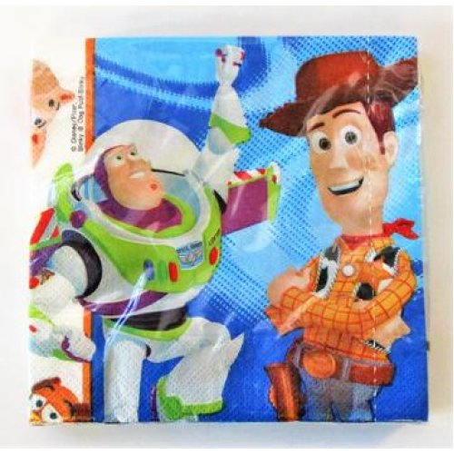 Toy Story 3 Party Napkins