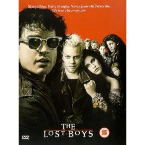 The Lost Boys DVD [1998] - Used