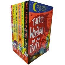 Pamela Butchart Baby Aliens Series 6 Books Collection Set