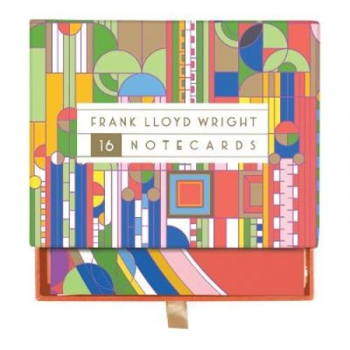 Frank Lloyd Wright Designs Greeting Assortment by By artist Frank Lloyd Wright