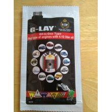 Liquid glay Molly Oil Treatment Additive Engine Lubricant Friction MPG treat 10L