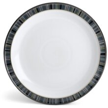 Denby Jet Stripes Salad Plate by Denby