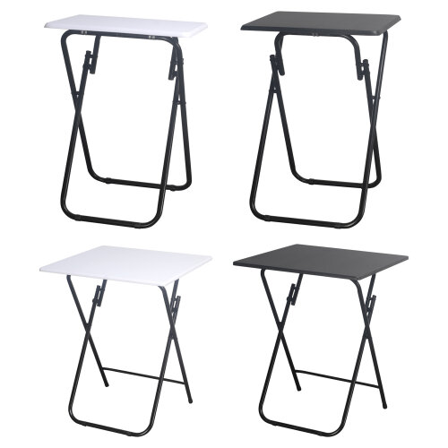 Folding Side Table Indoor Outdoor Coffee Drink