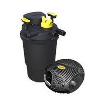 Laguna Clear Flo 10000 - Complete High Performance Pressurised UV Pond Filter and Pump Kit