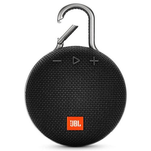 JBL Clip 3 Portable Bluetooth Speaker Mini Waterproof Wireless Outdoor Sport Colorful   black