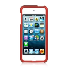 DreamWireless IPOD-CRTH5RD Apple Ipod Touch 5 Crystal Rubber Case - Red