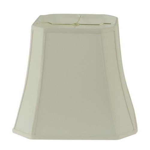 Design Mode 32-RSH709C Rembrant 1640 Creme Round Bell Table Shade
