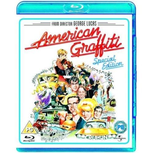 American Graffiti Blu-Ray [2011]