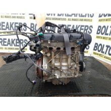 2008-2014 Ford Fiesta Mk7 SNJB STJA  Engine Petrol Complete - Used