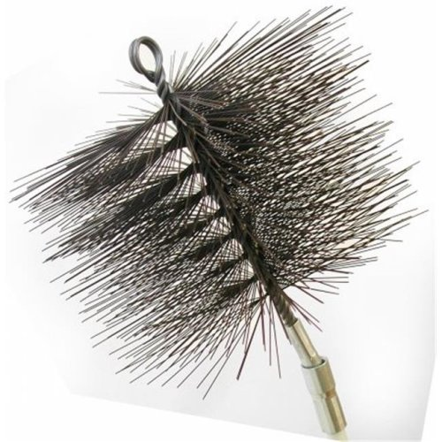 7in. Round Chimney Cleaning Brush