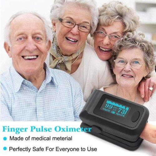 Oximeter Pulse Oximeter Finger Pulse Oximeter