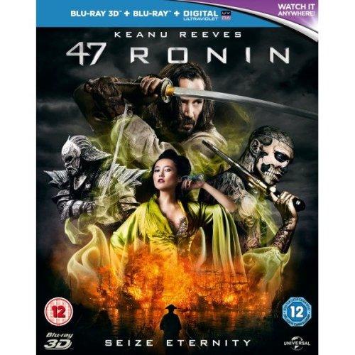 47 Ronin 3D+2D Blu-Ray [2014]