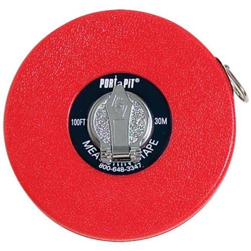 Sport Supply Group MSTAP100 100' Fiberglass Measuring Tapes