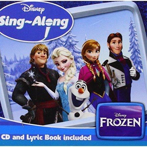 Disney Frozen Sing-Along Album | CD & Lyric Book