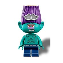 LEGO Trolls World Tour Branch Minifigure from 41254 (Bagged)