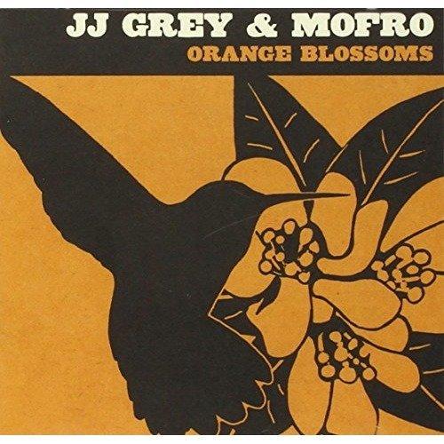Grey Jj and Mofro - Orange Blossoms [CD]