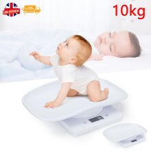Digital Baby Weighing Weight Scale 10kg Infant Measure Scales