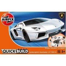 Airj6019 - Airfix Quickbuild - Lamborghini Aventador