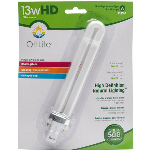 OttLite TrueColor Replacement Bulb-13w