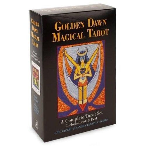 Golden Dawn Magical Tarot: A Complete Tarot Set