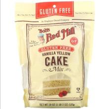 Bob's Red Mill, Vanilla Yellow Cake Mix, 539g