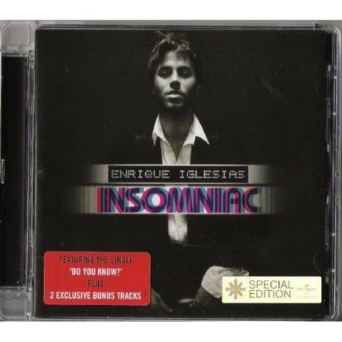 Insomniac - Enrique Iglesias CD