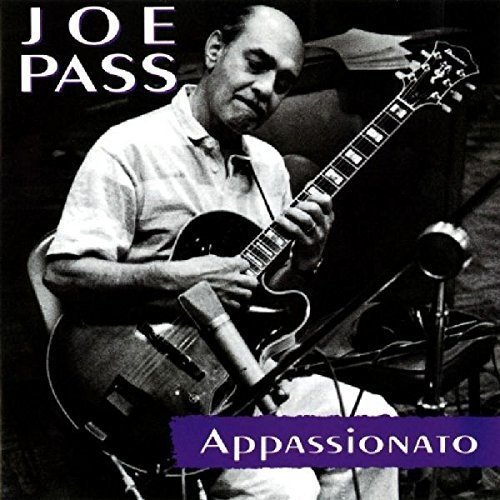 Joe Pass - Appassionato [CD]