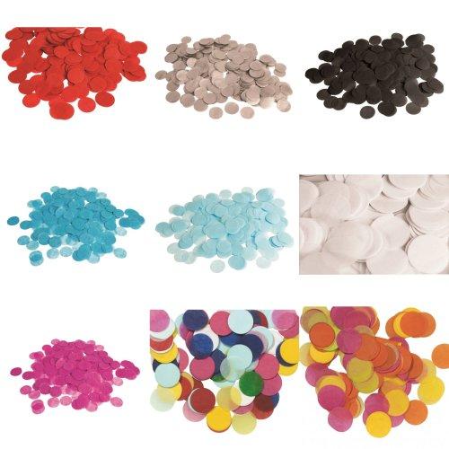 Bristol Novelty Round Paper Confetti