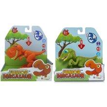 Junior Megasaur Chomping Dino - Green or Orange