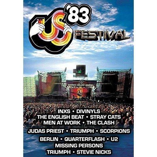U.s. Festival 1983 - U.s. Festival 1983 - Days 1-3 [dvd]