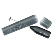 Aerolatte To-go Milk Frothers - Frother Black Storage Tube -  aerolatte frother milk black storage tube