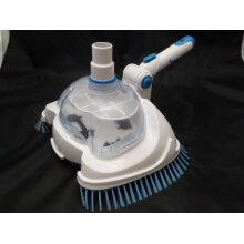 Deluxe Pool Vacuum Head - with Quick Release Button