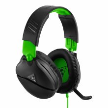 Turtle Beach Ear Force Recon 70 Gaming Headset Black And Green Xbox One - Used
