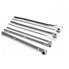 Metal roller - drawer runners Tecno - white