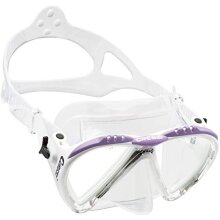 cressi Lince, clear/Lilac