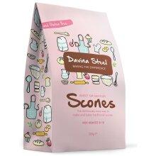 Davina Steel Gluten Free Scone Mix - 8x1