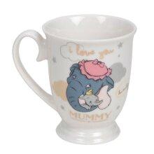 Disney Magical Beginnings I Love you Mum Dumbo Mug