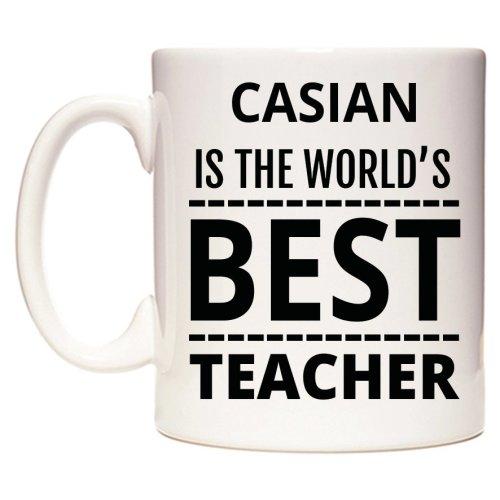 CASIAN Is The World's BEST Teacher Mug