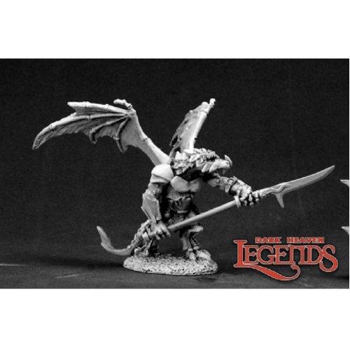 Reaper Dark Heaven Legends 03473 Khesh Blackscale Dragonman