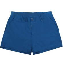 """Under Armour Links 4"""" Blue Fitted Womens Golf Shorts 1293832 487"""