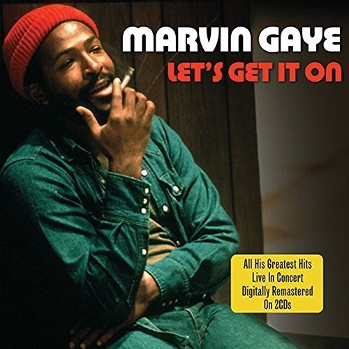 Marvin Gaye - Lets Get It on [double Cd]