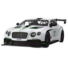 Rastar 1:14 Scale Remote Control Bentley Continental Gt3 Car -