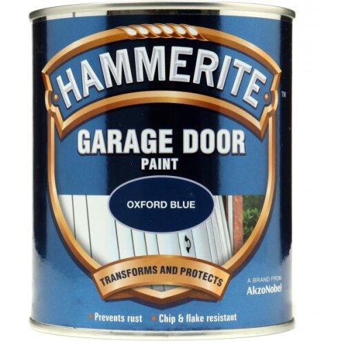 HAMMERITE Garage Door Paint - Oxford Blue - 750ml [5092884]
