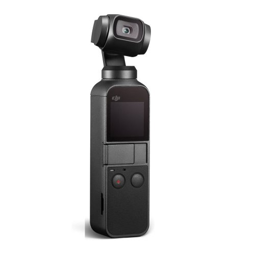 DJI Osmo Black Pocket Wide Angle Camera | Handheld Camcorder