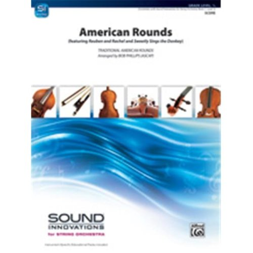 Alfred 00-35952 AMERICAN ROUNDS-SIS