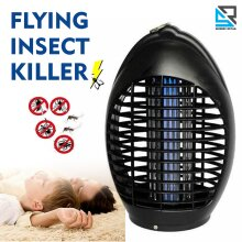 2X LED Electric Fly insect Killer Insect Pest Control Bug Zapper Trap