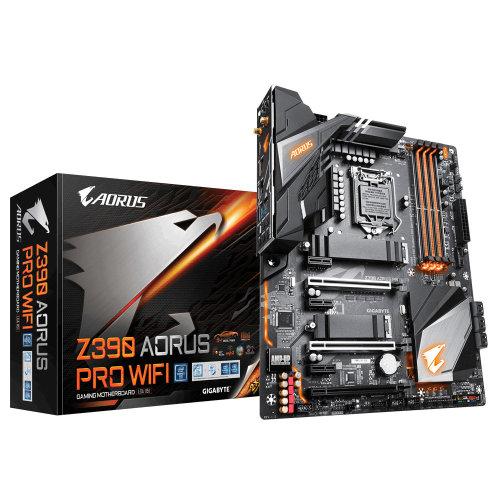 Gigabyte Z390 AORUS MASTER motherboard LGA 1151 (Socket H4) Intel Z390 ATX