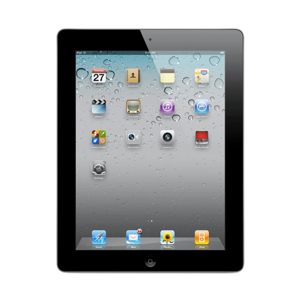 Apple iPad 2 16GB Black | Wi-Fi Only